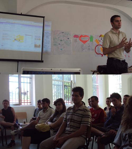 Training ENGAGEMENT in Bucharest