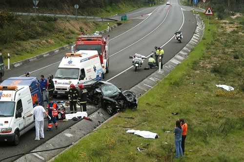 Interesting solutions to the problem of road safety in Romania