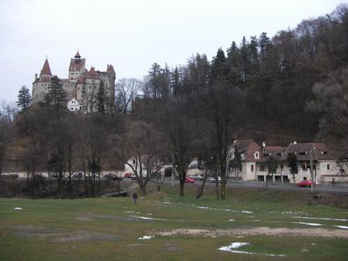 Castelul Bran si Muzeul Vamii Bran