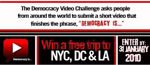 Democracy Video Challenge 2010