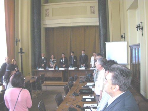 Conferinta Inetrnationala in Administratie si Afaceri, Universitatea Bucuresti
