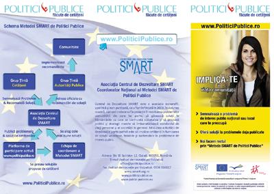 Descarca pliantul Metodei SMART de Politici Publice
