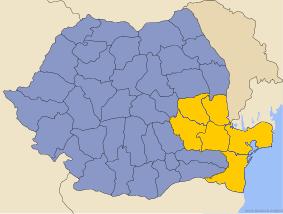 Regiunea de Sud-Est a Romaniei