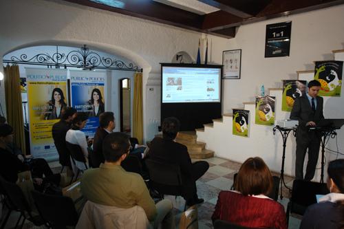 Lansarea Metodei SMART de Politici Publice, 23 septembrie 2010