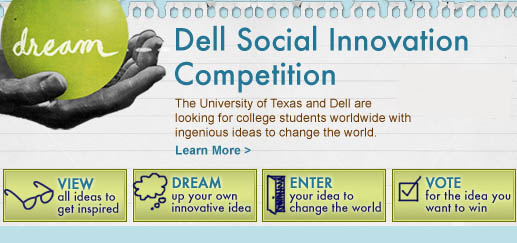Dell Social Innovation Competition
