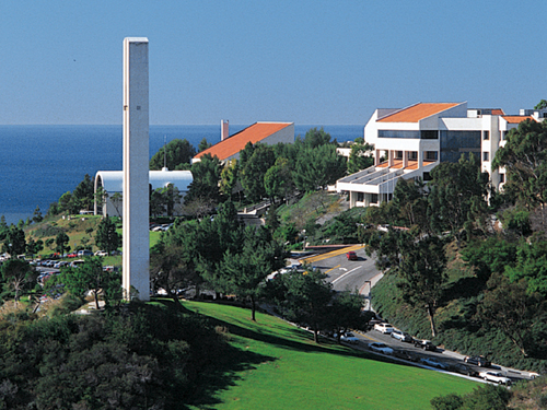 Universitatea Pepperdine, Malibu, SUA