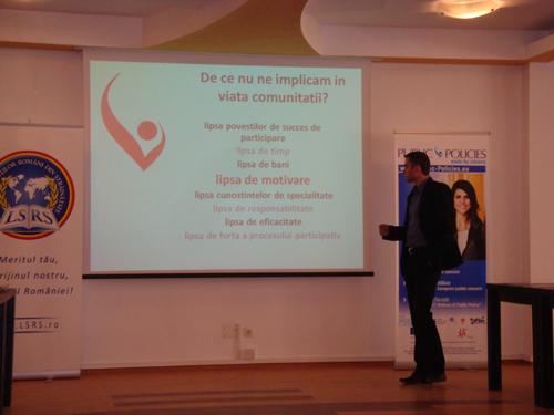 Metoda SMART de Politici Publice a fost lansata in Judetul Hunedoara