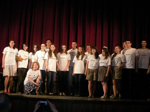Finalistii concursului Liceanul Anului in judetul Galati