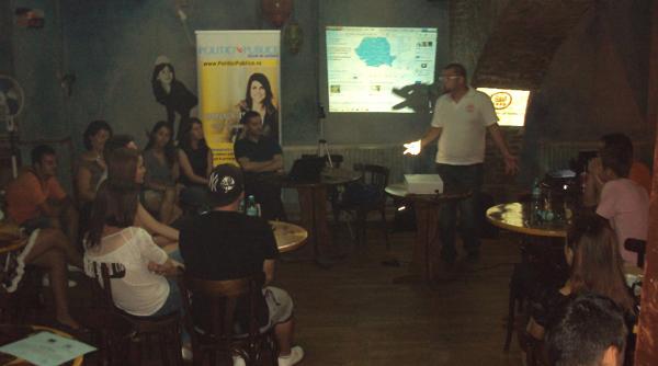 Lansarea Metodei SMART de Politici Publice in Judetul Dolj, Craiova, august 2011