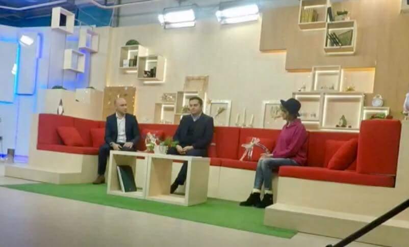La TVR Moldova despre Diaspora Invest